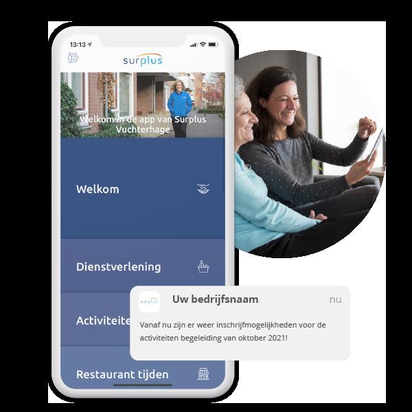 Communicatie-app Zorg